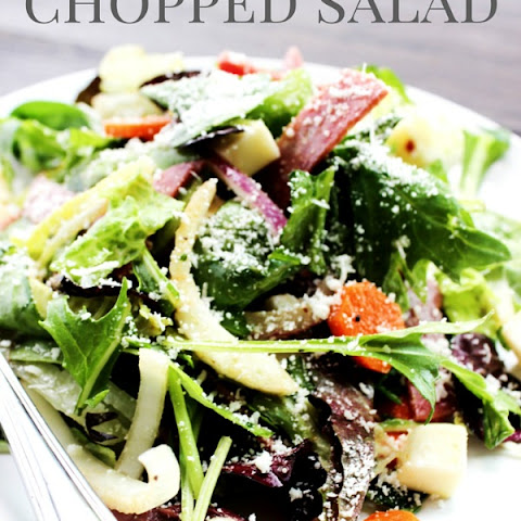 Copycat Carrabba's Chopped Salad