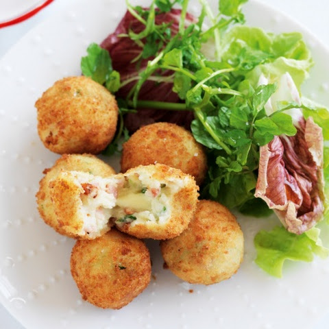 How To Make Bacon and Cheese Croquettes