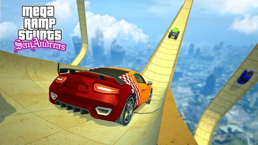 Mega Ramp San Andreas - Stunts For PC