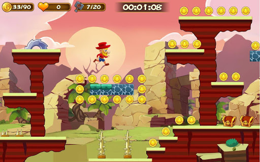 Super Adventure of Jabber screenshot 15