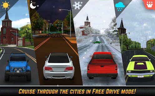 APK Game Car Driving & Parking School for BB, BlackBerry
