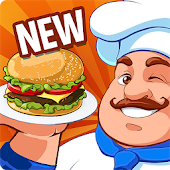 4.  Cooking Craze - A Fast & Fun Restaurant Chef Game