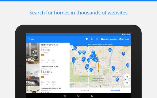 Real Estate for sale - Trovit screenshot 10