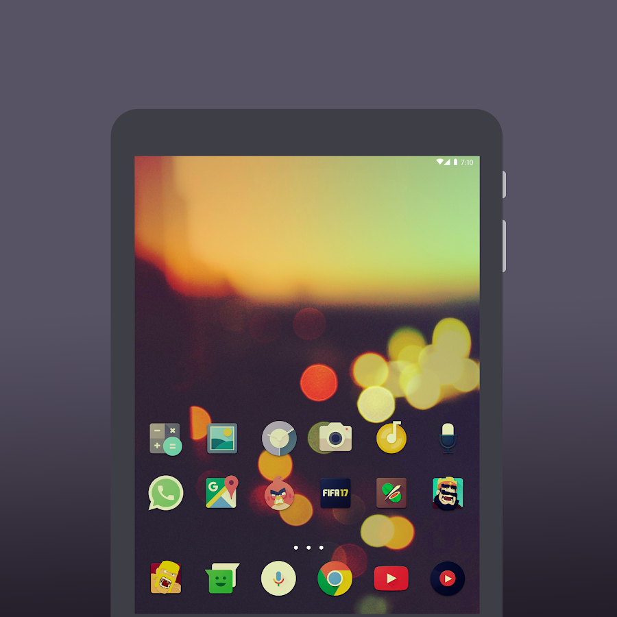 Nucleo Vintage - Icon Pack Screenshot 4
