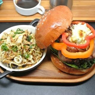 Teriyaki Pork Burger Recipes