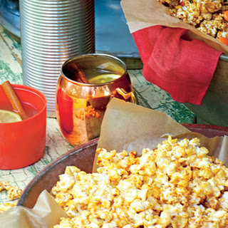 Barbecue Flavored Popcorn Recipes