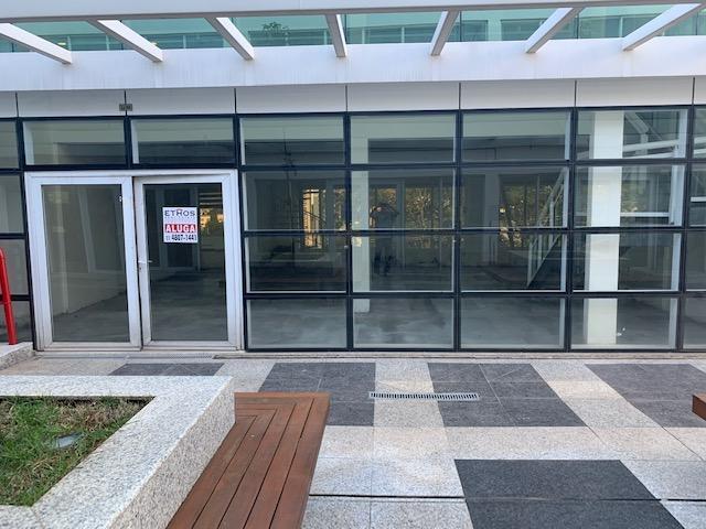 Loja para alugar, 153 m² por R$ 3.500/mês - Chácara Urbana - Jundiaí/SP