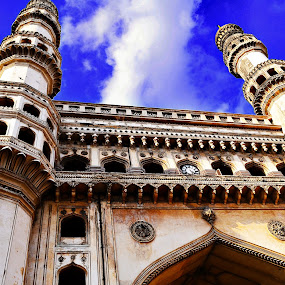 Charminar by Naveen Naidu - Buildings & Architecture Other Exteriors (  )