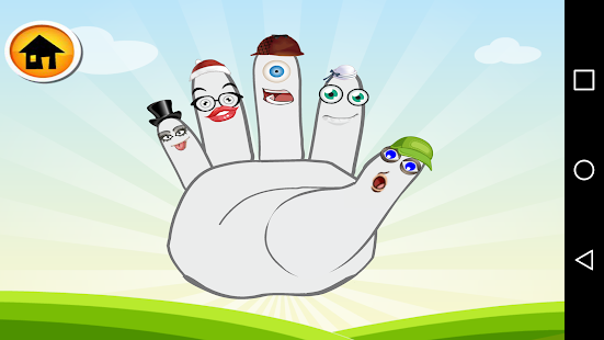 Family Finger Puppets Free- screenshot thumbnail
