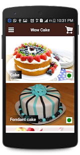 Wow Cake - screenshot
