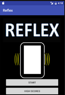 Reflex - screenshot