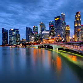 by Ken Goh - City,  Street & Park  Skylines
