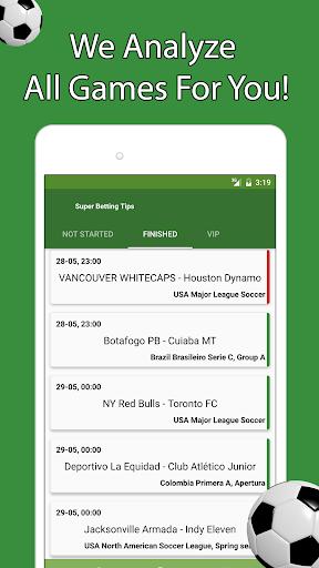 SBT-Daily Betting Tips & Picks - screenshot