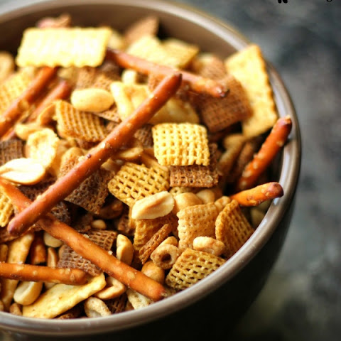 Game Night Chex Mix