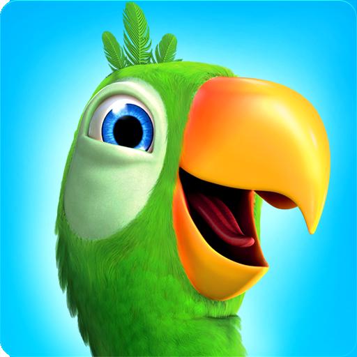 Talking Pierre the Parrot (app)