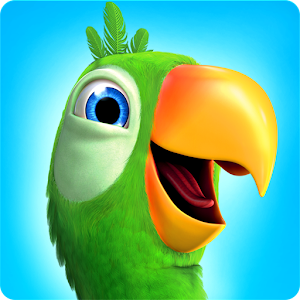 Talking Pierre the Parrot for PC-Windows 7,8,10 and Mac