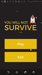 You Will Not Survive! - screenshot