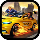 Crazy Driver Taxi Duty 3D 2 icon