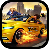 Crazy Driver Taxi Duty 3D 2 For PC (Windows And Mac)