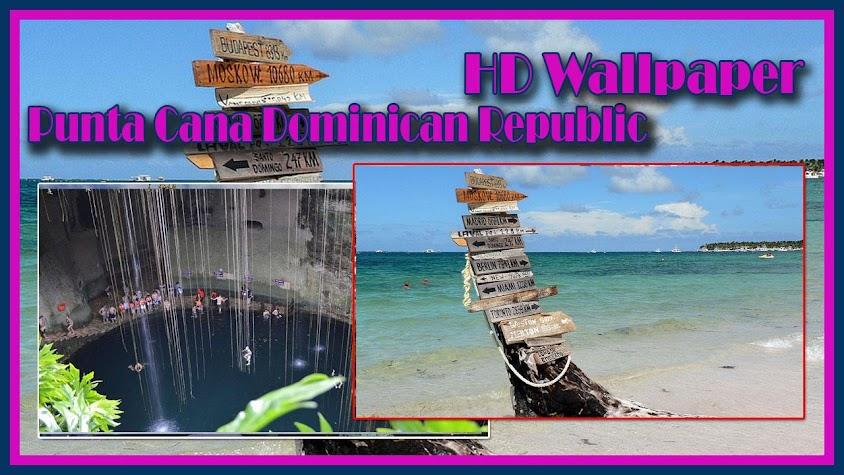 Punta Cana HD Wallpaper Screenshot