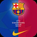 Barcelona - Lock Screen Icon
