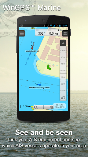 WinGPS Marine - screenshot