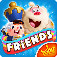 Candy Crush Friends Saga  For PC Free Download (Windows/Mac)