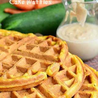 Cream Cheese Sauce Waffles Recipes