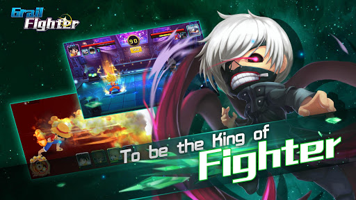 Grail Fighter: All Star For PC