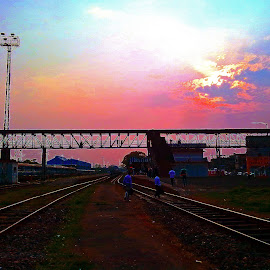 Railways by Asif Bora - Instagram & Mobile Other
