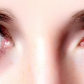 Megz eyes by Adriaan Oosthuizen - People Body Parts ( studio - meghan, rampix photography )