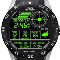 Watch Face W04 Android Wear For PC (Windows And Mac)