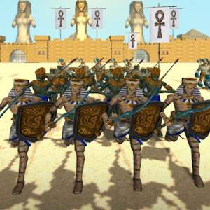 Clash Of Cleopatra for Android
