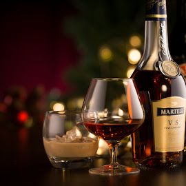 evening  by Darryll Jones - Food & Drink Alcohol & Drinks ( studio, alcohol, drink, drinkks, brandy )
