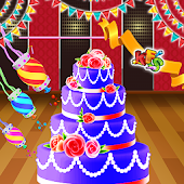 Free Download Birthday Party Cake Factory APK for Samsung