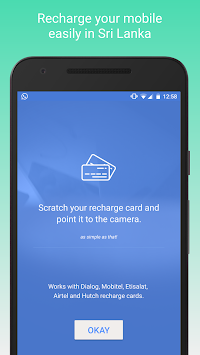 Recharger - Quick Recharge APK screenshot thumbnail 1