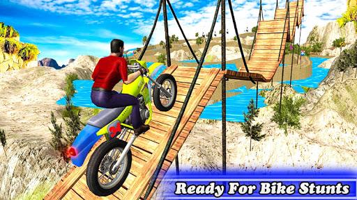 Bike Stunt Tricks Master For PC