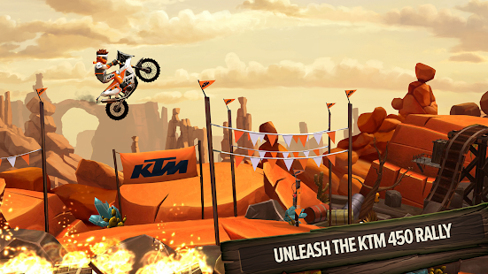 Trials Frontier 4.8.1 (Mods) Apk + Data