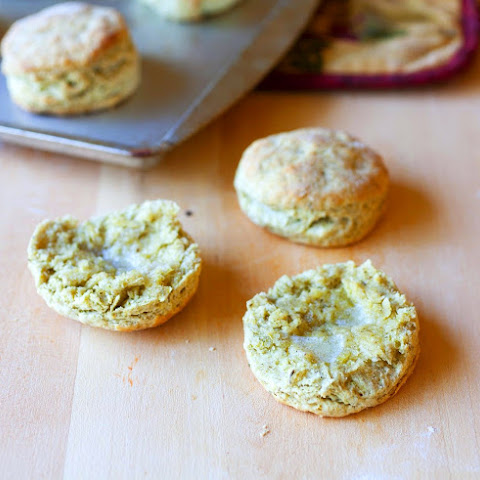 Rosemary Herb Biscuits