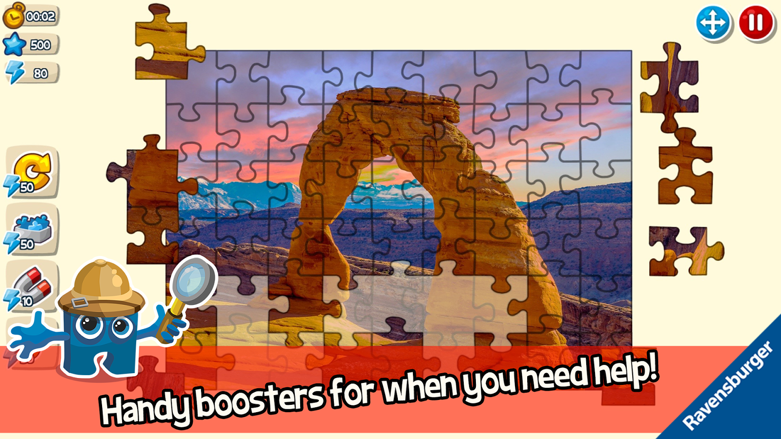 Puzzle Adventures Screenshot 4