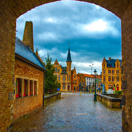 Ghent by Mohammad Shatnawi - City,  Street & Park  Neighborhoods ( ghent )