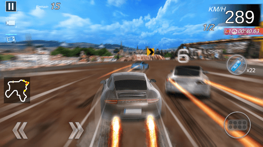 City Drift Legends- Hottest Free Car Racing Game For PC