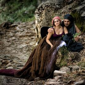 Barbarossa by Kine Akasi - People Couples