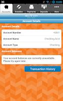Screenshot of Mill City CU Mobile Money