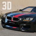 M6 Driving BMW Simulator