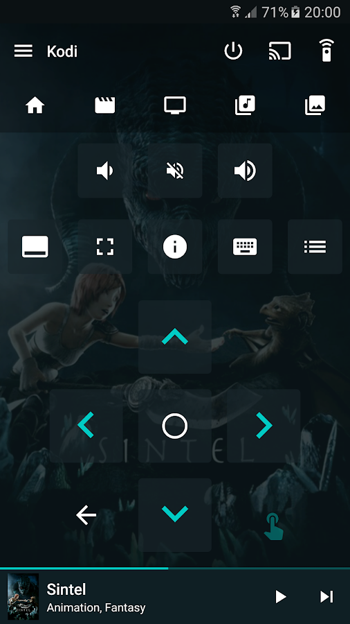 Yatse: Kodi remote Screenshot