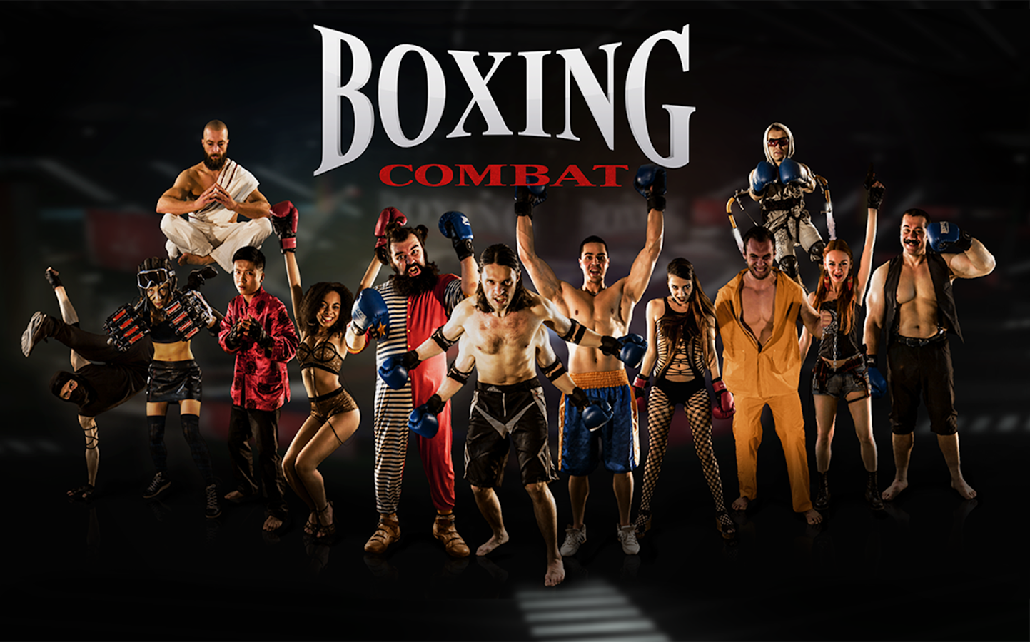 Boxing Combat Screenshot 15