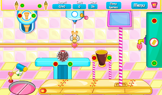 Game Cooking Ice Cream Cone Cupcake APK for Windows Phone