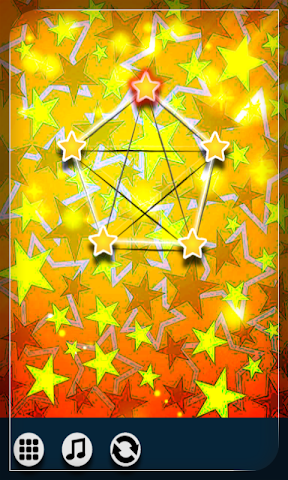 android Stars Connection Screenshot 2