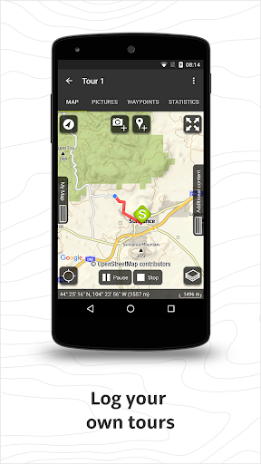 Outdooractive Premium - screenshot